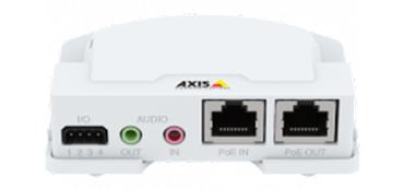 AXIS T6112 Audio